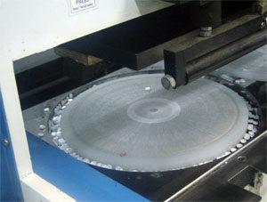 Вырубные плиты
